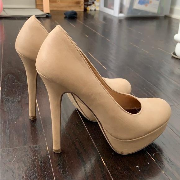 Brash Shoes | Payless Nude Platform